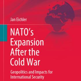 "Nová publikace doc. Eichlera ""NATO's Expansion After the Cold War"""
